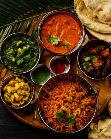 Indian Essen